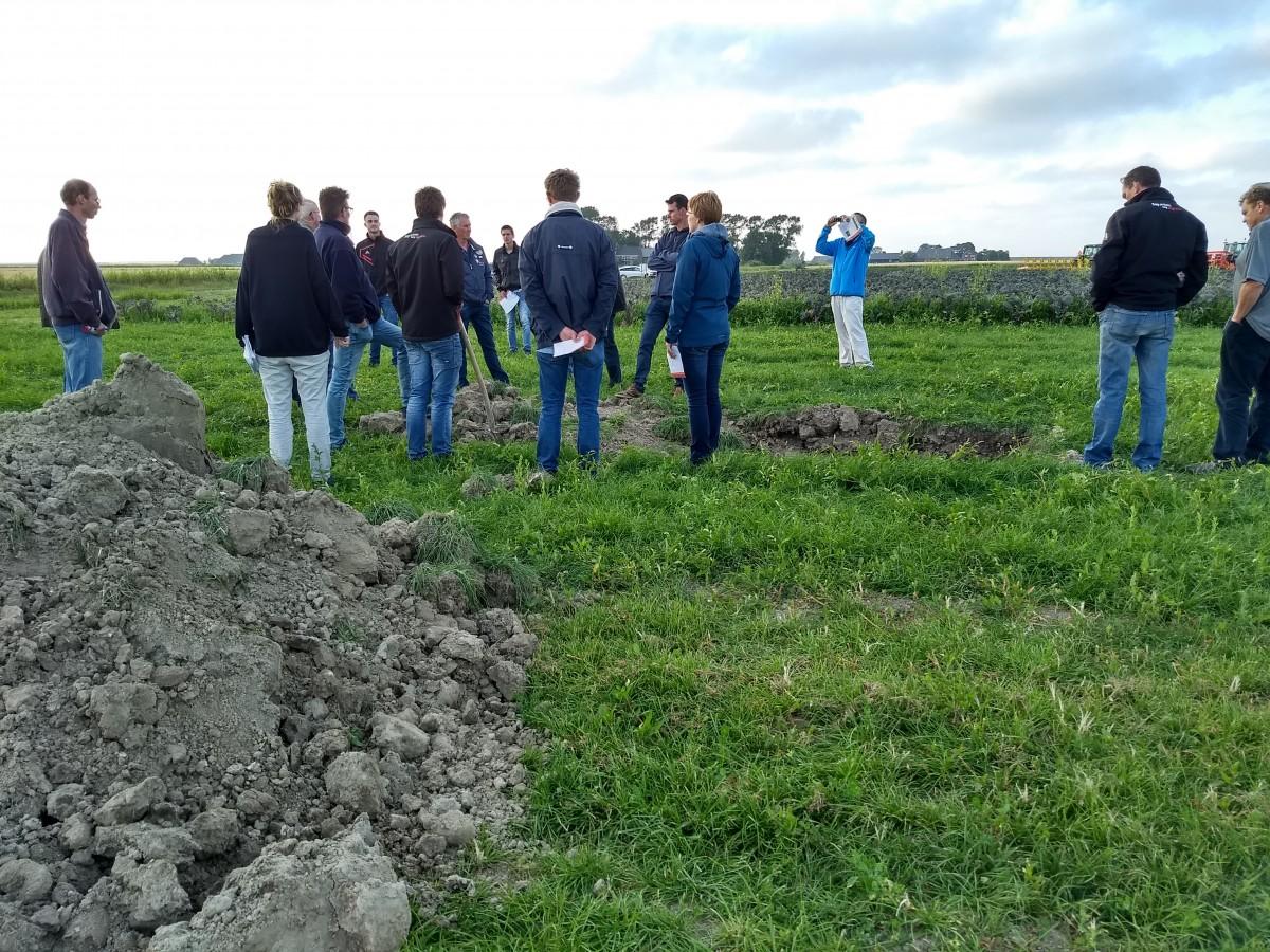 Tussenjaar project Verduurzaming Pootaardappelteelt
